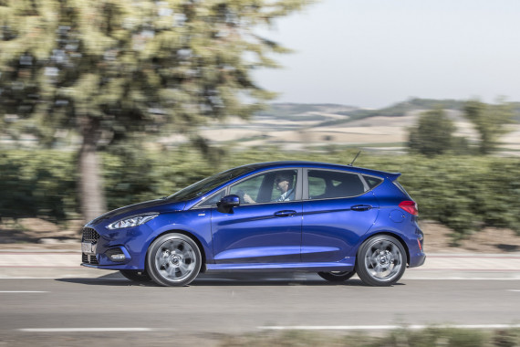 Ford Fiesta 2017 Review